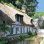 Veules-les-Roses-Rural-Tourism-The-most-beautiful-villages-World