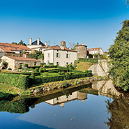 Vouvant-Rural-Tourism-The-most-beautiful-villages-World