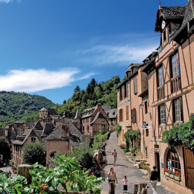 conques-tourism-The-most-beautiful-villages-World