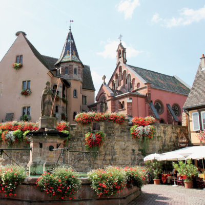 eguisheim-The-most-beautiful-villages-World