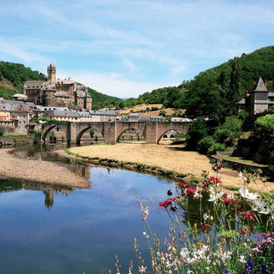 estaing-The-most-beautiful-villages-World