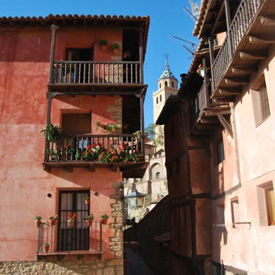 Albarracin-rural-tourism-The-most-beautiful-Villages-of-the-World