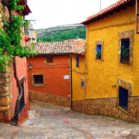Anento-rural-tourism-The-most-beautiful-Villages-of-the-World