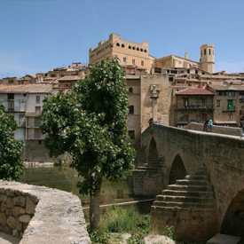 Valderrobres-rural-tourism-The-most-beautiful-Villages-of-the-World