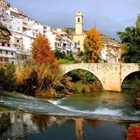 Alcala-de-Jucar-medieval-spain-tourism-The-most-beautiful-Villages-of-the-World